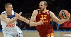THY Euroleague´de,Galatasaray Real Madrid´i dize getirdi.
